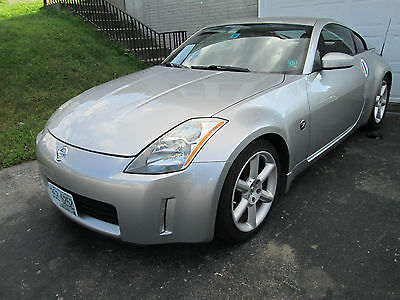 Nissan : 350Z Touring Coupe 2-Door 2003 nissan 350 z touring coupe