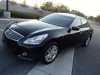 Infiniti : G37 X Sedan 4-Door 2010 infiniti g 37 x sedan 4 door 3.7 l awd 2009 2011 2012