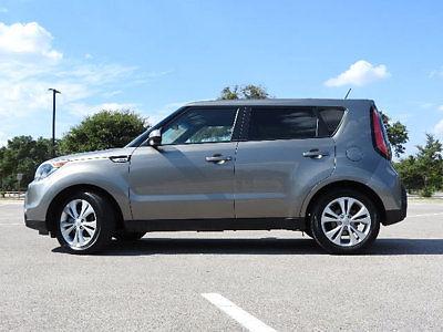 Kia : Soul + + Low Miles 4 dr Sedan Automatic Gasoline 2.0L 4 Cyl GRAY