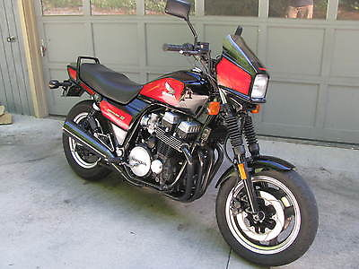 Honda : Nighthawk 1984 honda nighthawk cb 700 s cb 700 sc fantastic condition all original low miles
