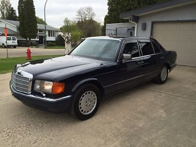 Mercedes-Benz : 500-Series 560 SEL Mercedes-Benz 560SEL