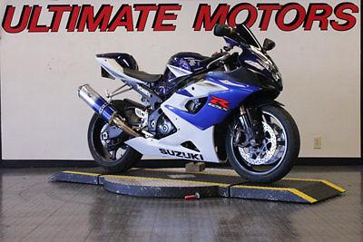 Suzuki : GSX-R 2005 suzuki gsx r 1000 low miles one owner micron exhaust excellent condition