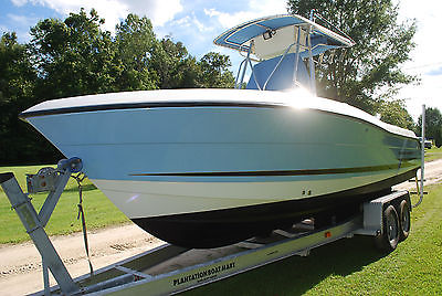 2004 Hydra Sports Vector 2400 CC Yamaha 250 Next to new condition!  With trailer