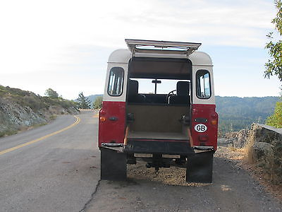 Land Rover : Defender Series III 88