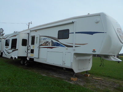 2009 Heartland Bighorn 3580 RL Camper.Way below low book price!!