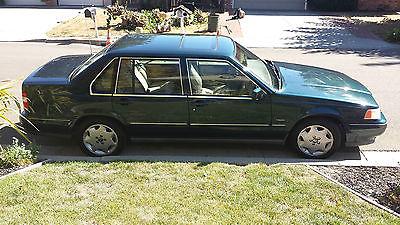 Volvo : 960 1995 volvo 960 sedan low miles