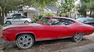 Buick : Skylark Base Hardtop 2-Door 1969 buick skylark 2 door hardtop