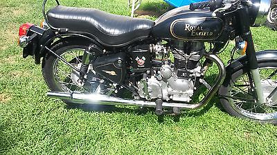 Royal Enfield : Royal Enfield 2008 royal enfield bullet 500