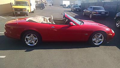Jaguar : XK8 CONVERTIBLE WHOLESALE PRICE.  1999 JAGUAR XK8 CONVERTIBLE.CALIFORNIA CAR