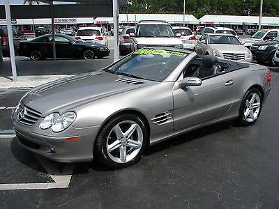 2006 mercedes benz sl class cars for sale in naples florida. Black Bedroom Furniture Sets. Home Design Ideas