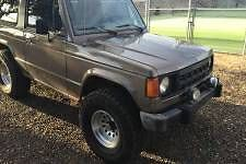 Dodge : Other 2-Door 1989 dodge raider j 43 2 dsw