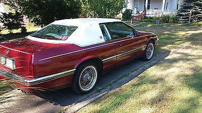 Cadillac : Eldorado Base Coupe 2-Door 1993 cadillac eldorado base coupe 2 door 4.9 l