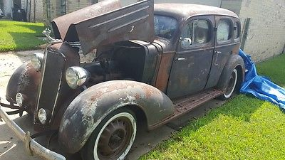 Chevrolet : Other Master Deluxe 1935 chevy 4 dr sedan hot rod street rod