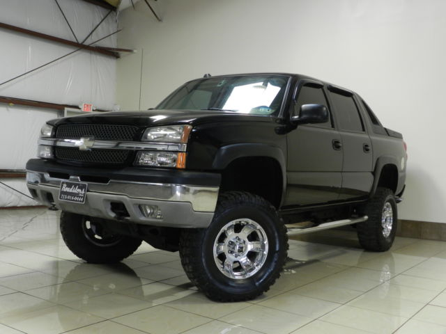 Chevrolet : Avalanche 1500 5dr Cre WOW