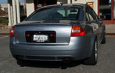 Audi : RS6 Base Sedan 4-Door 2003 audi rs 6 well maintained