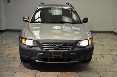 Volvo : XC (Cross Country) xc70 wagon 2001 volvo xc 70 awd wagon low miles