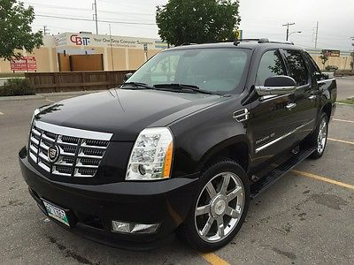 Cadillac : Escalade ext 2010 cadillac escalade ext base crew cab pickup 4 door 6.2 l