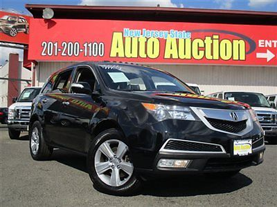 Acura : MDX AWD 4dr Tech Pkg Acura MDX AWD 4dr Tech Pkg Leather Sunroof Navigation Back Up Camera Low Miles S