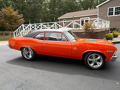 Chevrolet : Nova SS 427 Pro-Street Mod 1969 chevy nova ss 427 pro street frame off restore amazing and street able