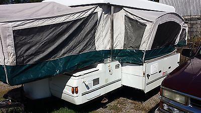 2002 Coleman Bayside Pop Up Camper Rvs For Sale