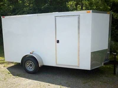2016 6X12 Motorcycle/Utility/Cargo Trailer