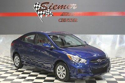 Hyundai : Accent GLS blue,