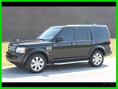 Land Rover : LR4 HSE Lux Sport Utility 4-Door 2013 used 5 l v 8 32 v automatic 4 wd suv premium