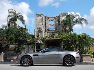 Aston Martin : Vantage 2008 aston martin vantage