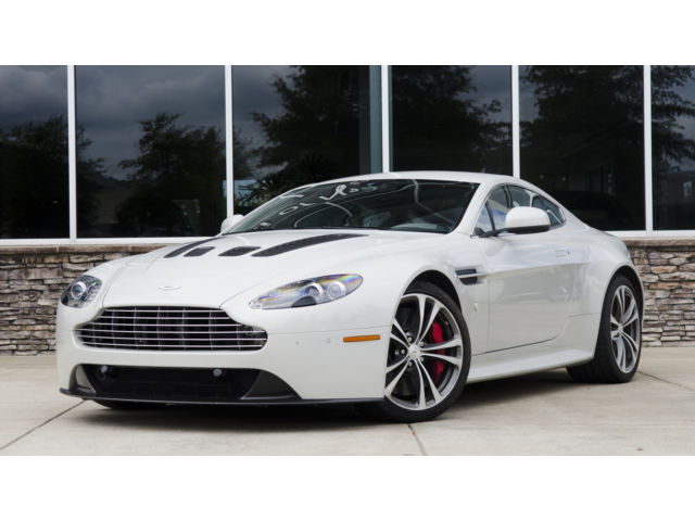 Aston Martin : Other 2dr Cpe Man 2012 aston martin v 12 vantage manual