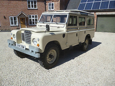 Land Rover 109 Cars for sale