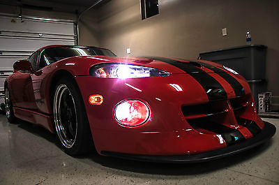 Dodge : Viper GTS 1997 dodge viper gts roe supercharged more mods
