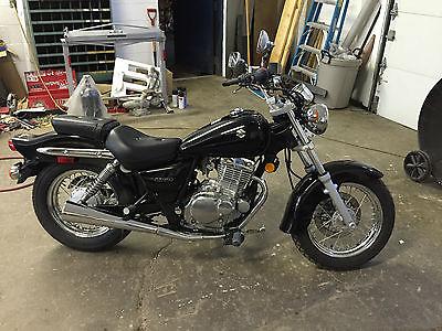 Suzuki : Other 2009 suzuki gz 250 only 9 miles