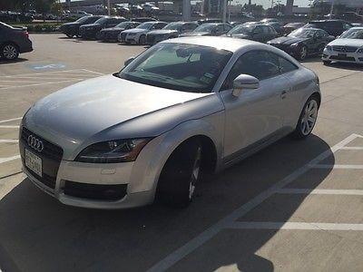 Audi : TT 2.0T AUTOMATIC. CARFAX ---  CLEAN.