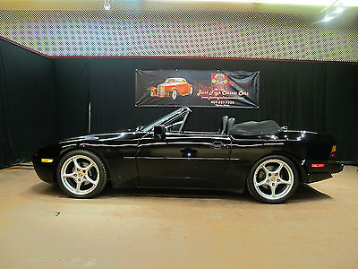 Porsche : 944 S2 Beautiful Low Mile 1990 944 S2 Convertible!  Hard To Find This Nice