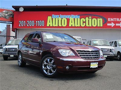 Chrysler : Pacifica 4dr Wagon Limited AWD Chrysler Pacifica 4dr Wagon Limited AWD Leather Sunroof Navigation Backup Camera