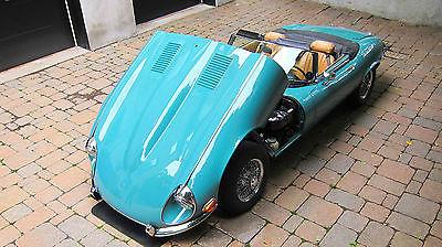 Jaguar : E-Type OPEN TWO SEATER ( OTS ) 1974 jaguar e type xke series 3 ots v 12 live detailed videos