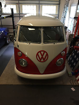 Volkswagen : Bus/Vanagon 1965 v w bus excellent condition