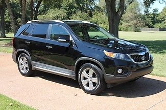 Kia : Sorento EX One Owner Perfect Carfax New Tires Navigation Backup Cam 3rd Seat Heated Leather