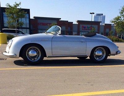 Porsche : 356 A 1957 porsche 356 a speedster