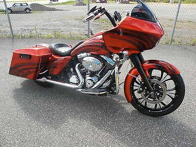 Harley-Davidson : Other Harley Road Glide Bagger 2012