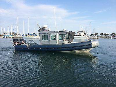 SAFE BOAT - 25 ft Full Cabin - Response Boat Military - All NEW (MAKE OFFERS)