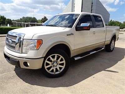 Ford : F-150 4WD SuperCrew 157
