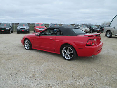 Ford : Mustang GT 2003 ford mustang gt convertible 4.6 l