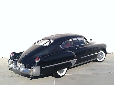 Cadillac : Other ser 62 Series 62 sedanette fastback