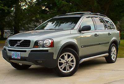 Volvo : XC90 AWD T6 Loaded - One Owner - Excellent condition