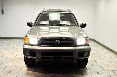 Nissan : Pathfinder LE 2003 nissan le
