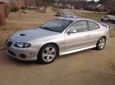 Pontiac : GTO Base Coupe 2-Door 2005 pontiac gto with custom slp parts only 29 k miles