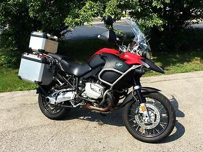 BMW : R-Series 2009 bmw r 1200 gsa r 1200 gsa gs adventure loaded great condition serviced nice