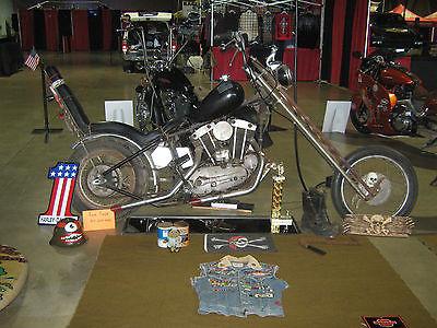Harley-Davidson : Sportster 1963 harley davidson xlch sportster chopper