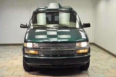 Chevrolet : Astro conversion van 2000 chevrolet conversion van